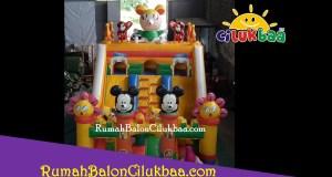 jual istana balon murah - Usaha Istana Rumah balon Tangerang - Mickey 4x6