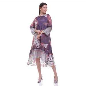 Tunik Batik Dress Zahira