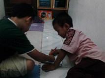 Kegiatan Belajar Sholat di Rumah Cerdas Islami (16)