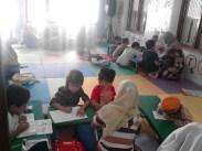 Kegiatan Belajar Sholat di Rumah Cerdas Islami (7)