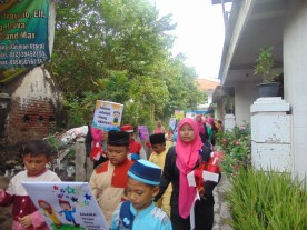 Pawai Taaruf Rumah Cerdas Islami Jombang dalam rangka Peringatan Isra Miraj 2016 (167)