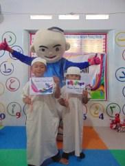 Pawai Taaruf Rumah Cerdas Islami Jombang dalam rangka Peringatan Isra Miraj 2016 (64)