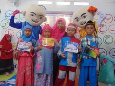 Pawai Taaruf Rumah Cerdas Islami Jombang dalam rangka Peringatan Isra Miraj 2016 (90)