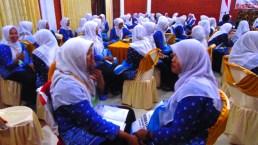 Training ESQ Rumah Cerdas Islami Untuk Guru PAUD Se-Kabupaten Jombang di Pacet (15)