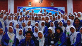 Training ESQ Rumah Cerdas Islami Untuk Guru PAUD Se-Kabupaten Jombang di Pacet (72)
