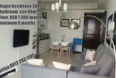 apartemen bellagio residence
