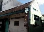 Rumah Dua Muka di Tengah Kota Solo (Surakarta)