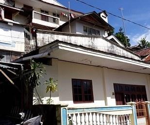 Rumah kost Manado