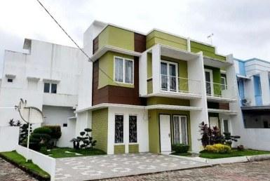 rumah dijual di medan sunggal