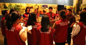 Menjadi Volunteer di Museum Nasional Indonesia
