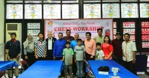 Workshop Catur: French Defense di Jayakarta Muda Chess Club