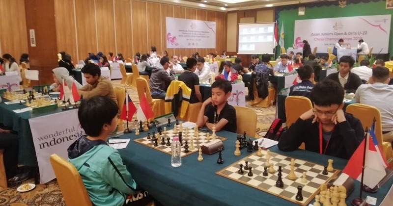 Asian Junior Chess Championship