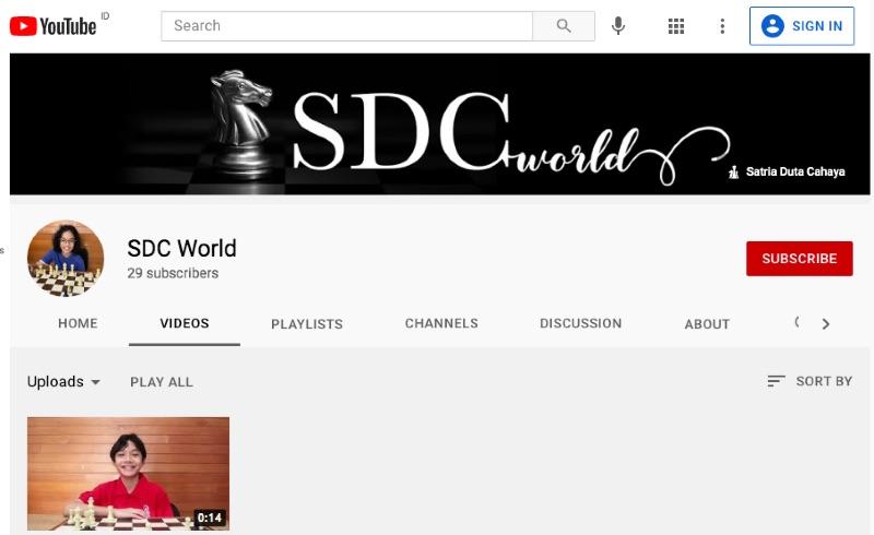 SDC World - Satria Duta Cahaya