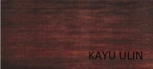 Serat Kayu Ulin