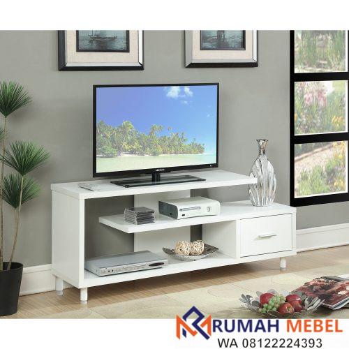 Rak TV Kayu Murah