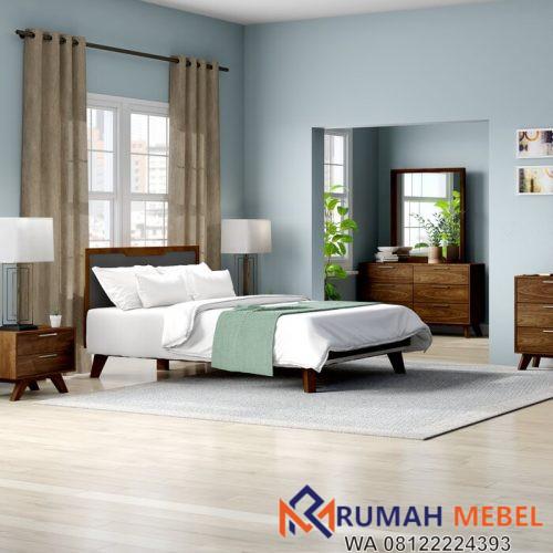 Set Kamar Tidur Minimalis Ronan