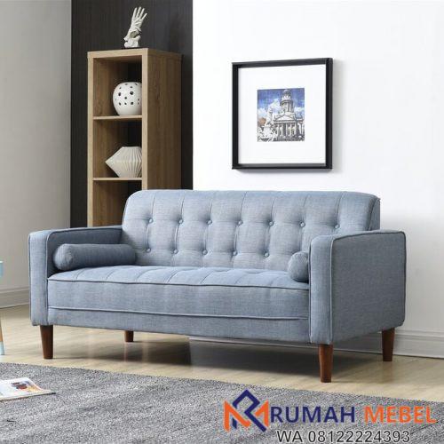 Kursi Sofa Terbaru Ishak 2 Seater