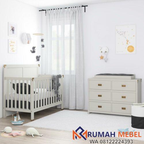 Tempat Tidur Bayi Benbrook