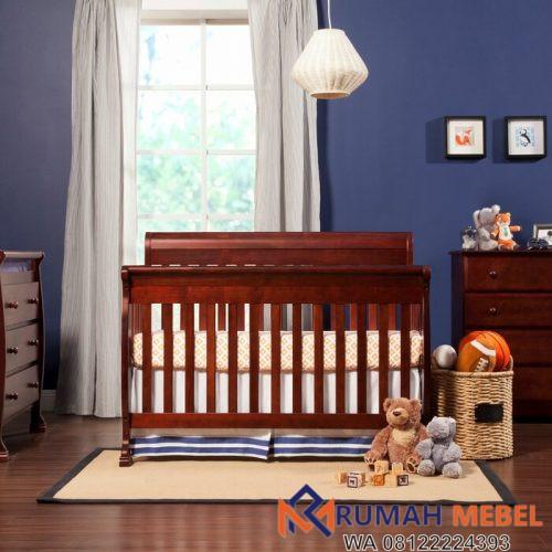 Tempat Tidur Bayi Kalani