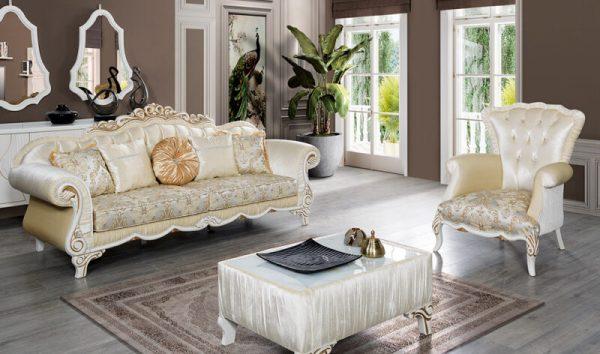 Sofa Mewah Klasik Dubai