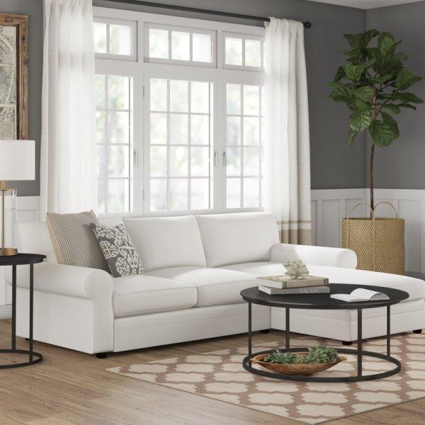 Kursi Sudut Minimalis Sofa Haring