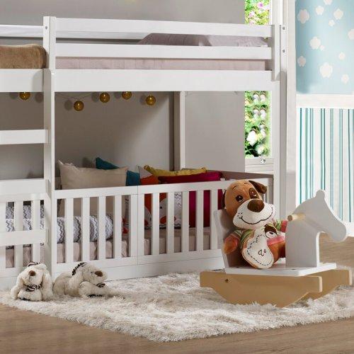 Tempat Tidur Anak Tingkat Issabel
