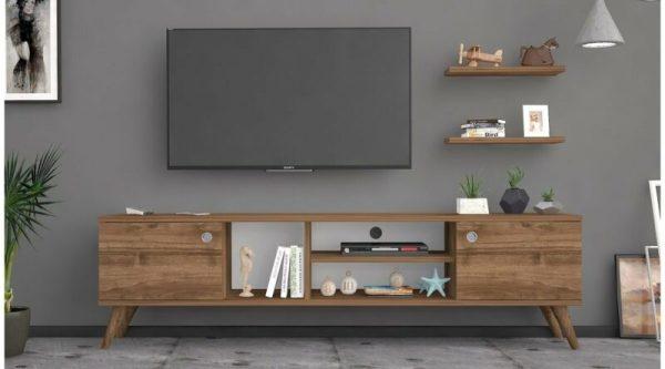 Meja TV Minimalis Modern Benan Cevis