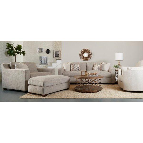 Satu Set Sofa Minimalis Lazarus