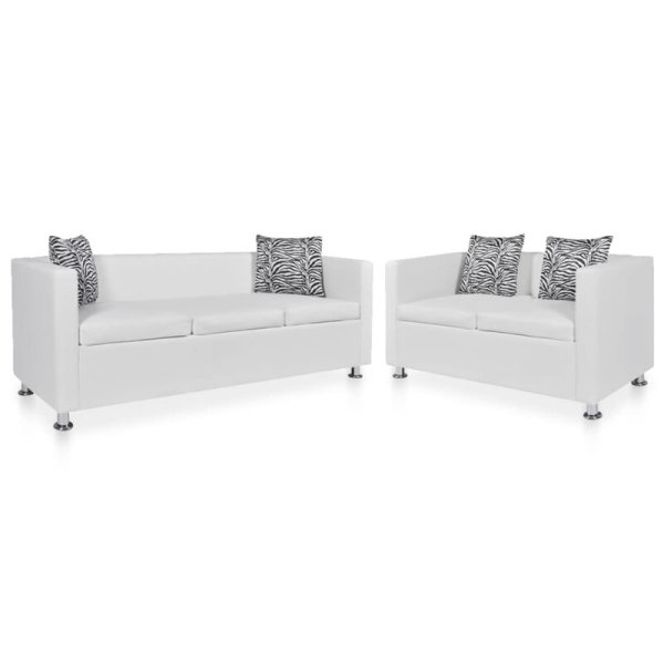 Satu Set Sofa Ruang Tamu Borlaug
