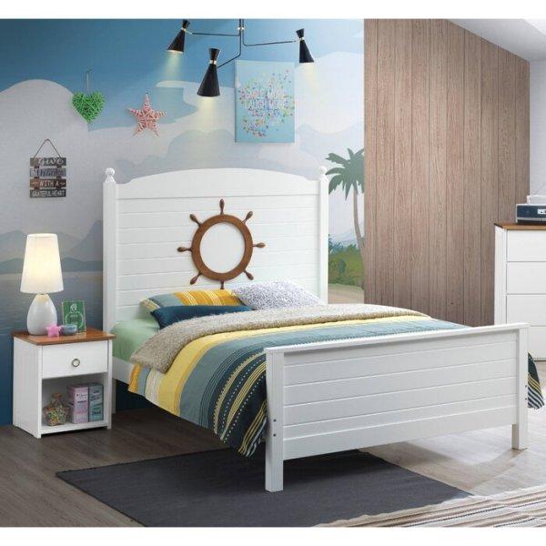 Set Kamar Anak Minimalis White