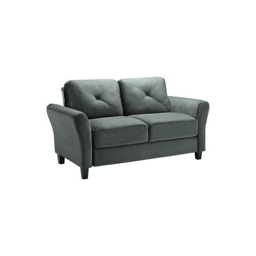 Sofa Minimalis 2 Seater Liston