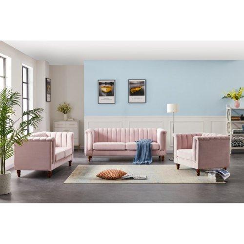 Sofa Set Ruang Tamu Dollie Standard