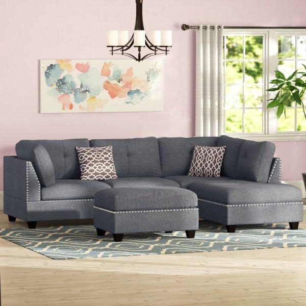 Sofa Sudut Minimalis Charlemont