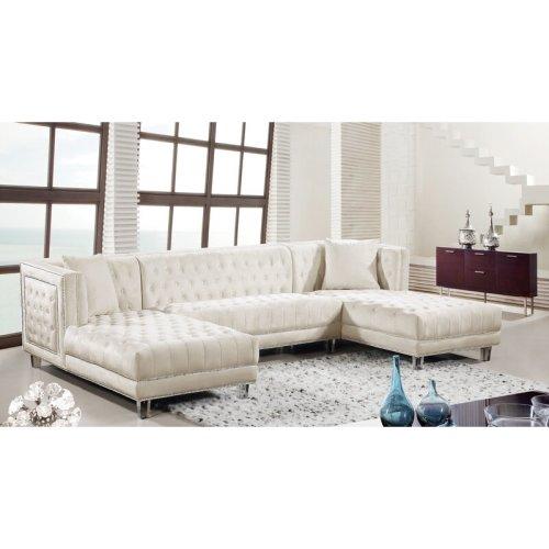 Sofa Sudut U Minimalis Suzanne