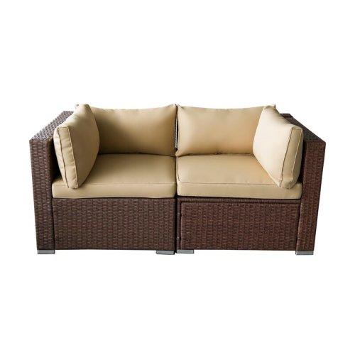 Sofa Tamu Rotan Minimalis Arrion