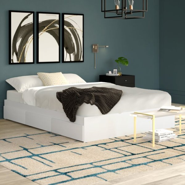 Tempat Tidur Minimalis Massie