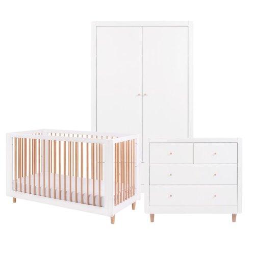 Kamar Set Bayi Klasik Siena