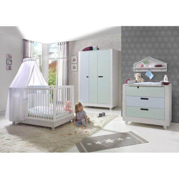 Kamar Set Bayi Modern Momo