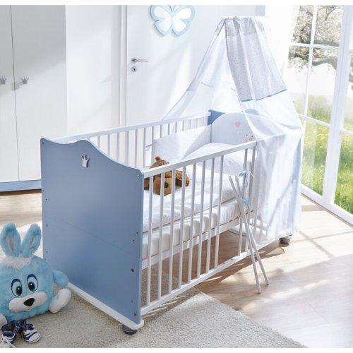 Set Tempat Tidur Bayi Minimalis Darcy