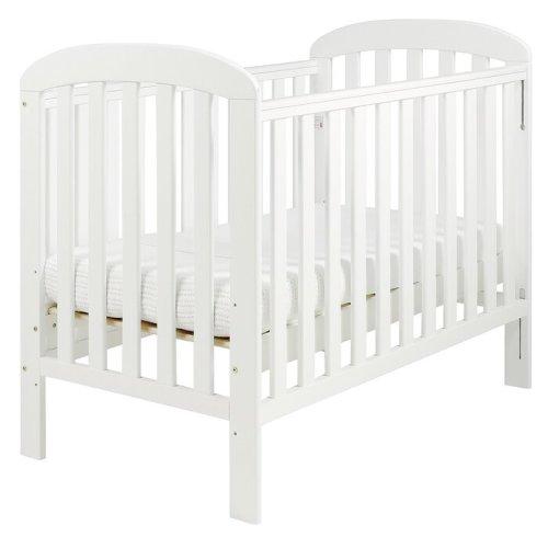 Set Tempat Tidur Bayi Minimalis Nala Putih