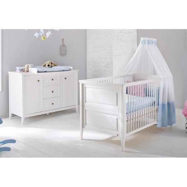 Set Tempat Tidur Bayi Minimalis Smilla