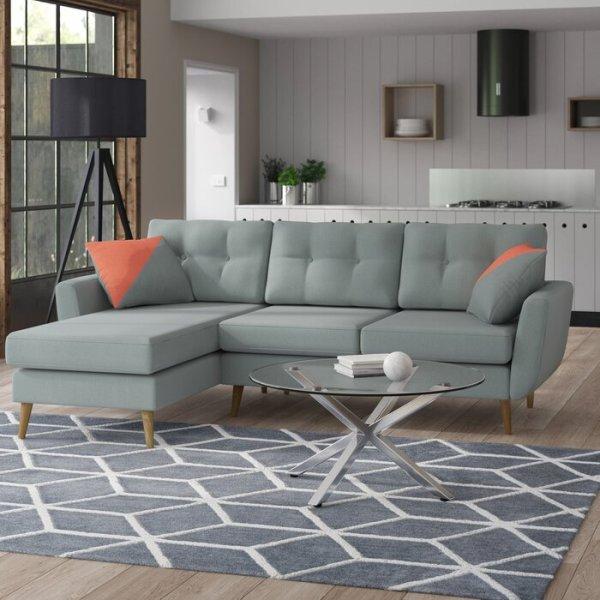 Sofa Sudut Minimalis Modern Annabella