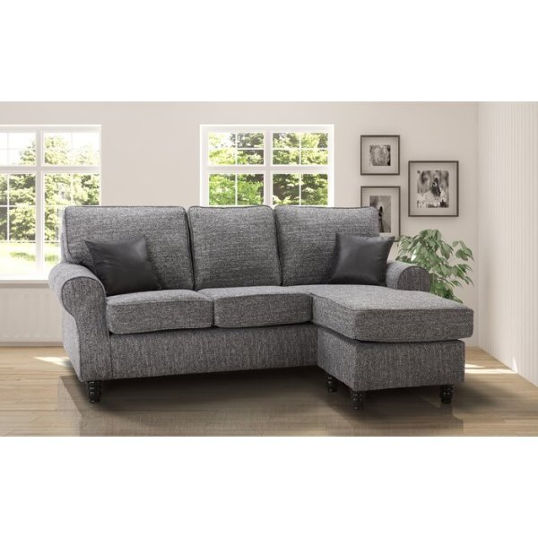 Sofa Sudut Modern Reina