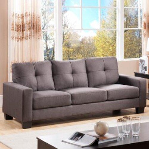 Kursi Sofa Minimalis 3 Seater Wildon