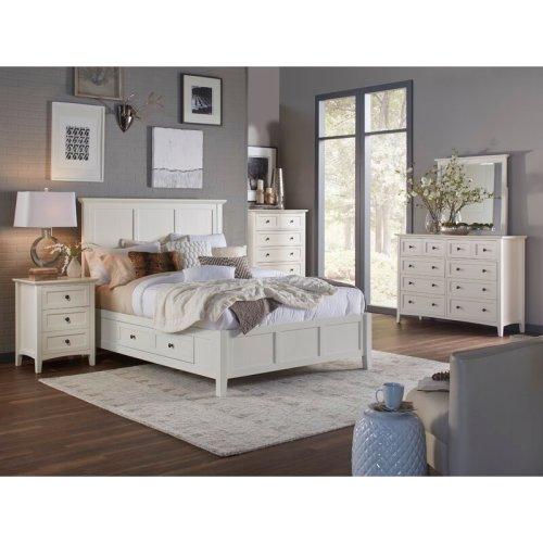 Set Tempat Tidur Modern Liesl