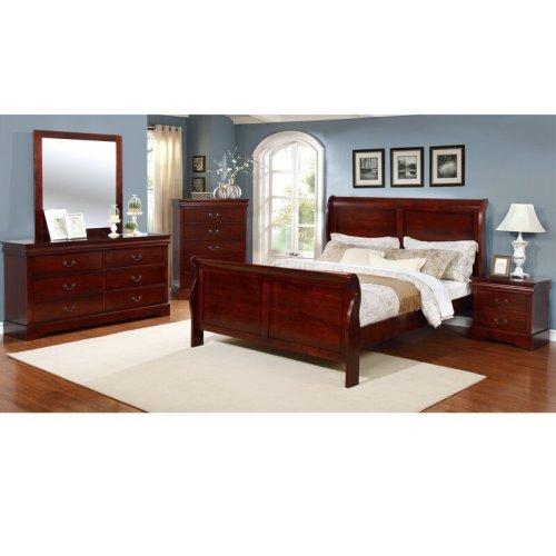 Tempat Tidur Set Klasik Veasley