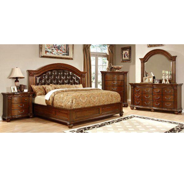 Satu Set Tempat Tidur Mewah Walley