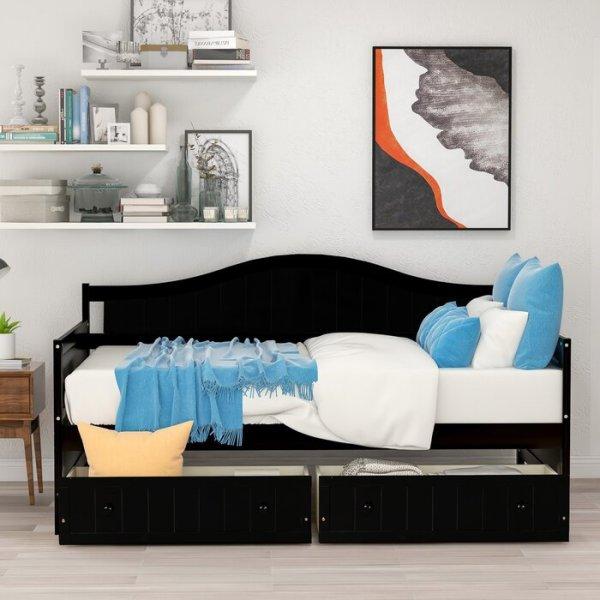 Sofa Bed Kayu Alexader
