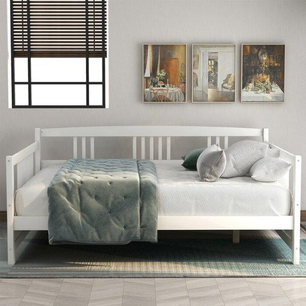 Sofa Bed Kayu Antik Alliviana