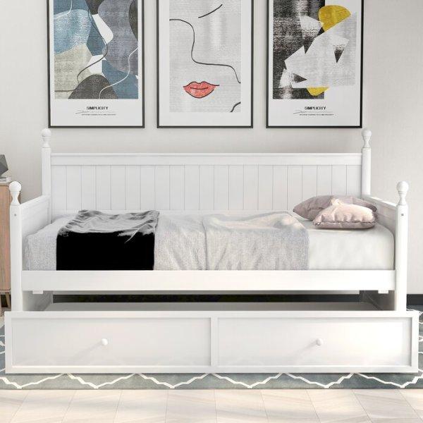 Sofa Bed Kayu Minimalis Colman